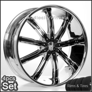 24Wheels Tires Chevy Ford Escalade Almada Rims