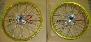 DNA x Series Wheels CRF YZF KXF RMZ KTM Custom Order