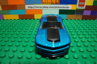 Hot Wheels 2013 Chevy Camaro Special Edition Diecast HW Showroon