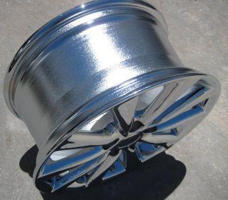 17 FACTORY LEXUS IS250 IS350 CHROME WHEELS RIMS ES350 GS300 GS350 ES