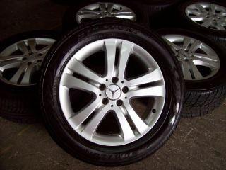 18 Mercedes ml R R350 ML350 ML320 ML500 R500 Factory A164 AMG Wheels