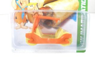 2013 New Model Hot Wheels Imagination The Flintstones Flintmobile