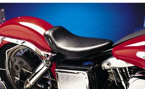 Le Pera Bare Bones Solo Sea Vinyl LN 007 Harley Davidson