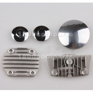 Cylinder Head Cover Set 70cc 90cc 110cc ATVs Quad Dirt Pit Bike Baja