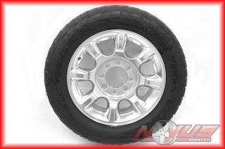 20 Ford F250 Suderduty King Ranch Wheels Tires Factory 18 22