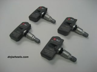 Suzuki Grand Vitara 2007 2012 TPMS Tire Pressure Sensors 315mhz OEM