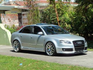 Avant Garde M310 19 Hyper Silver Wheels Audi A4 S4 RS4 A5 S5 A6 A8 B7