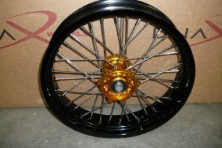 Honda CR CRF 125 250 450 CRF250 CRF450 Wheel Rim Motard