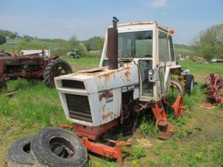 Case 970 Tractor Agri King Diesel  356
