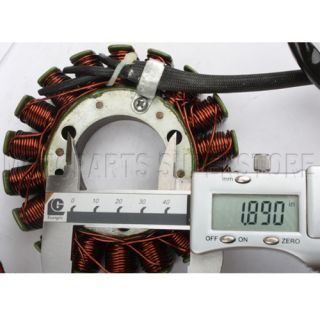 Magneto Stator 18 Coil 250cc LINHAI Yamaha Water Cooled Engine Scooter