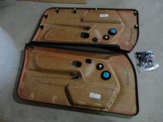 HERE WE HAVE A SET OF 1995 1999 E36 BMW 318TI DOOR FRONT DOOR PANELS