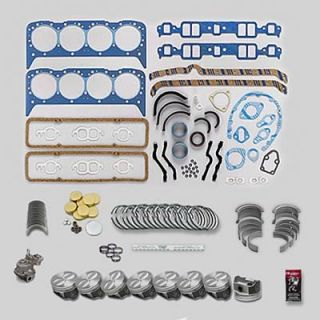 Fed Mogul Engine Rebuild Kit SBC 350 030 Bore 030 Rods 020 Mains