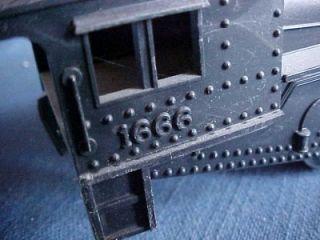 Marx 1666 Locomotive New York Rail Road Electric Train 1 Engine 4 Cars