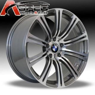 Style BMW Wheel Fit BMW Z3 Z4 325 328 330 335 M3 Gun Metal Rim