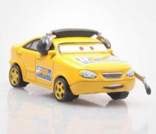 Disney Pixar Cars Diecast Toy John Lassetire Loose