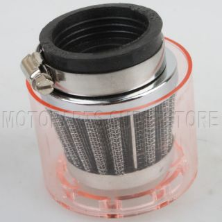 42mm Air Filter for 250cc ATVs Four Wheelers Dirt Bikes