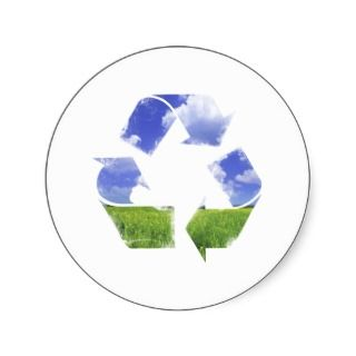 Recycle Life Sticker