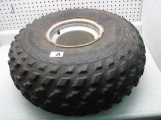 Honda ATC Big Red 250ES Front Wheel Rim Tire 25x11x9