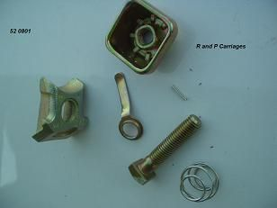 Fulton Trailer Hitch Coupler Repair Kit 52 0801 2 Ball Rebuild 308