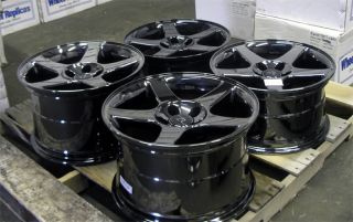 Wheels 17x9 & 17x10.5 fits SVT Mustang Cobra 17 inch 1994 2004 Rims