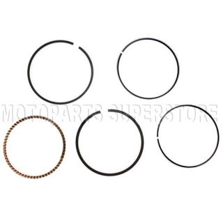 Piston Ring Kit CF172MM 250cc Engine Go Kart Scooter