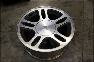 Ford Mustang GT Split 5 Spoke 17 x 8 Wheel Rim Charcoal Insets