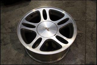 Ford Mustang GT Split 5 Spoke 17 x 8 Wheel Rim Charcoal Insets