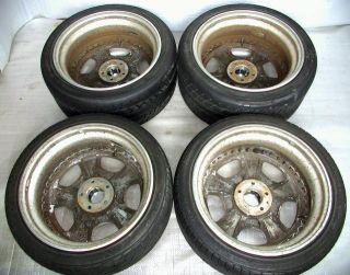 VIP Work DDC Rims Alloy Wheels 18 8J 9J 5x114 Aristo Chaser Lexus