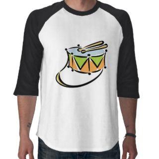 Snare Drum Tshirt