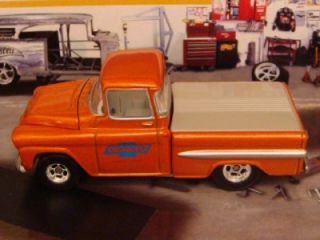 58 Chevy 409 Apache Fleetside Service Sales Truck 1 64 Scale Edit 5