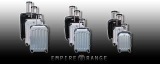 Suitcase Set  Hard 360 Degree 4WD Travel Luggage 20 24 28