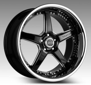 20 Nissan 350Z 370Z G35 Vertini Drift Wheels Rims New