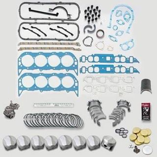 Fed Mogul Engine Rebuild Kit BBC Markiv 396 040 Bore 010 Rods 010