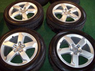 19 Audi Q7 OEM Factory Silver Wheels Porsche Cayenne VW Touareg Tires