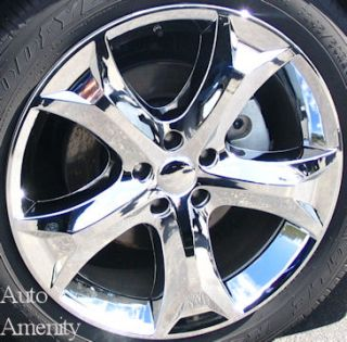 IMP 333x 19 inch Toyota Venza Chrome Wheelskins Hubcaps and Wheel