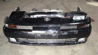 1989 1993 Toyota Supra Mark 3 1JZ GTE Front End Clip Head Light Bumper