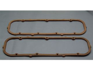 BBC Chevy w Steel Core Reuseable Cork Valve Cover Gaskets