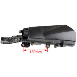 GY6 50cc Universal Air Box Filter Assembly Moped Scooter Intake taotao