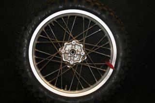 Honda CR85 CR 85 Expert Rear Wheel Hub Rim
