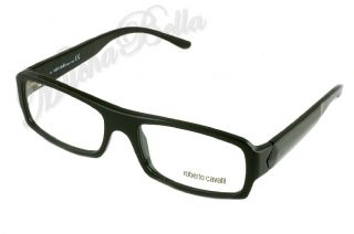 Roberto Cavalli RC 353 Eyeglass Frames B5 Black Mens
