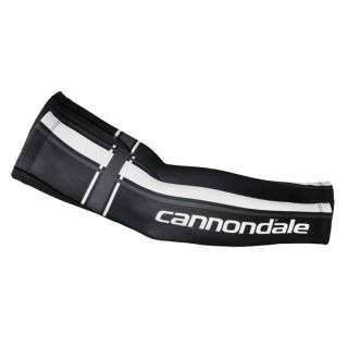Cannondale x L E Team High Cycling Arm Warmer Extra Large 1M441X Blk