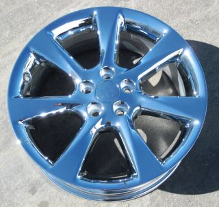 FACTORY LEXUS RX350 RX330 RX450 OEM CHROME WHEELS RIMS EXCHANGE STOCK