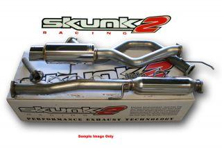 SKUNK2 Megapower Exhaust Catback 92 00 Honda Civic EG