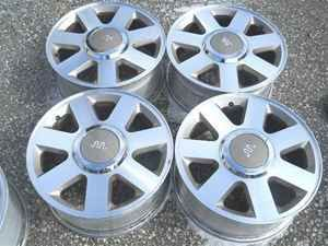 05 08 Ford F150 King Ranch 18 Alloy Wheel Rim Set