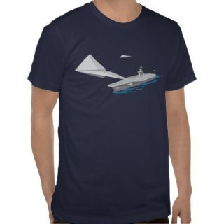 Aircraft Carrier Tee Shirt