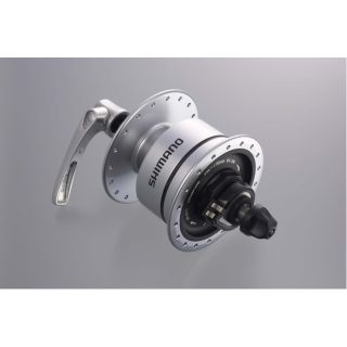 DH 3N72 6V 3 0W QR Dynamo Front Hub for Use with Rim Brakes 36h