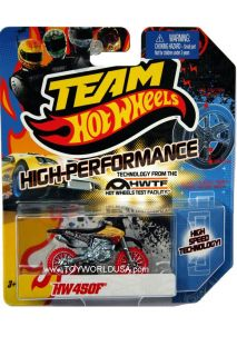 2011 Team Hot Wheels High Speed Wheel HW450F