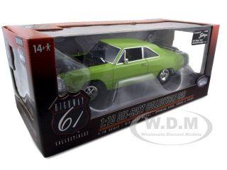 1971 Dodge Dart 440 Swinger 1 of 600 made die cast car by Highway 61