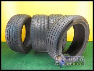 Pirelli Pzero RFT 275 40 19 245 45 19 Used Tires Free Mount BAL 87