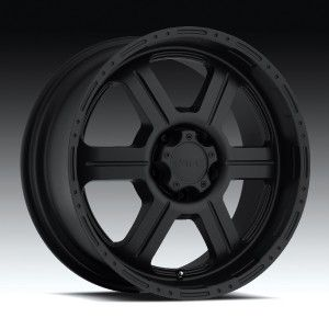 17 x9 inch V tec Raptor black wheels rims 5x4.5 5x114.3  12 Jeep